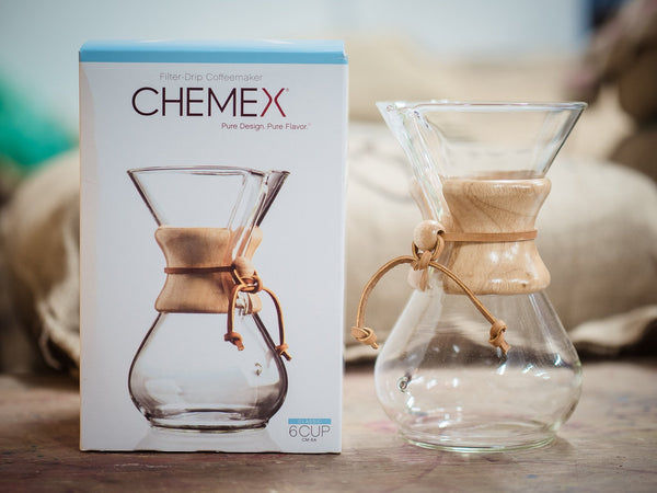 Chemex CM-6A 6 cup filter coffee maker - Horsham Coffee Roaster