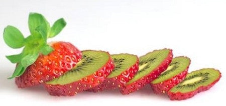 Strawberry Kiwi E-Liquid (L) - PEC Vape Shop