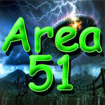 Area 51 E-Liquid - PEC Vape Shop