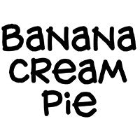 Banana Cream Pie - PEC Vape Shop