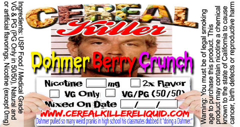 Dohmer Berry Crunch