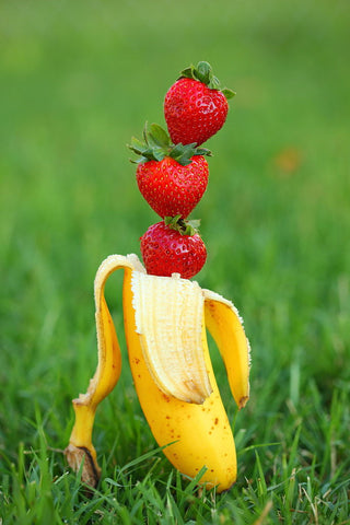 Strawberry Banana E-Liquid (FW) - PEC Vape Shop