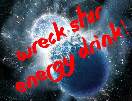 Wreck Star Energy Drink E-Liquid (FW) - PEC Vape Shop