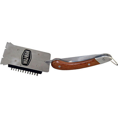Foldable BBQ Brush