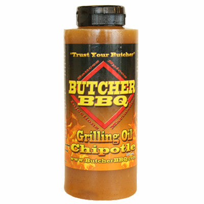 Chipotle Grilling Oil