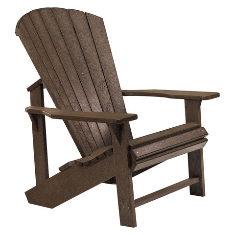 Adirondack Chair - Chocolate