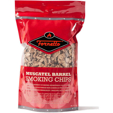 Fornetto Muscatel Barrel Smoking Chips