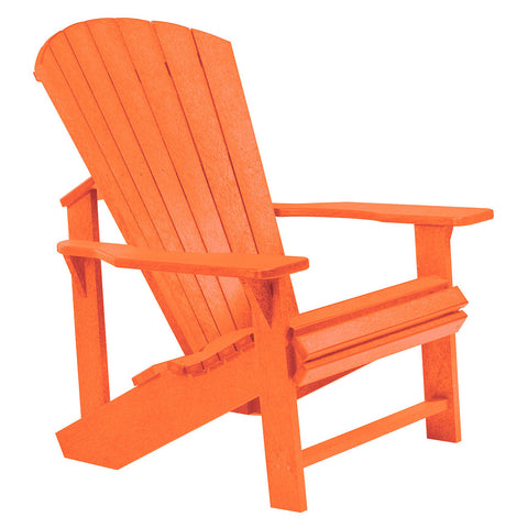 Adirondack Chair - Orange