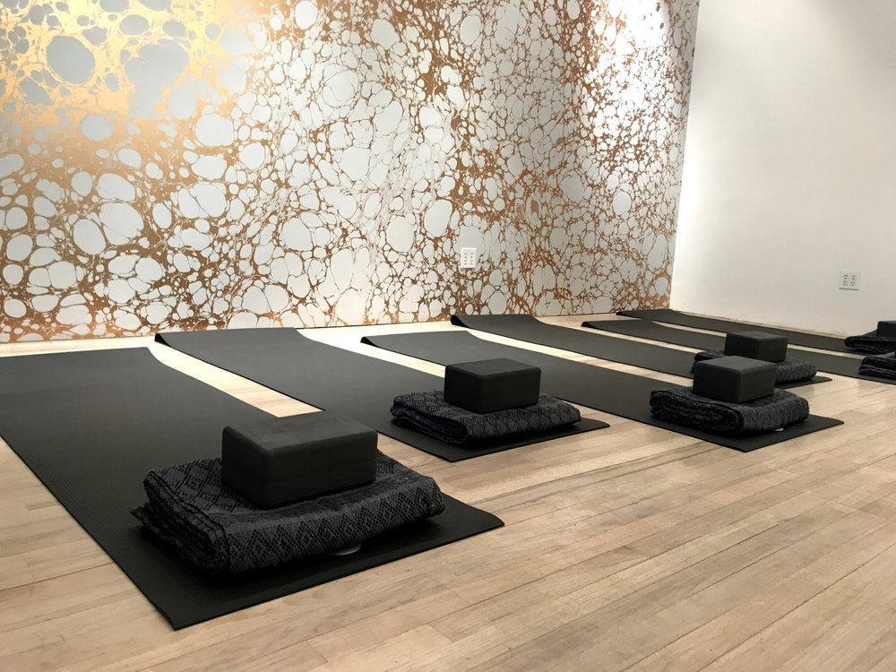 Meditation + Mask Event in NYC