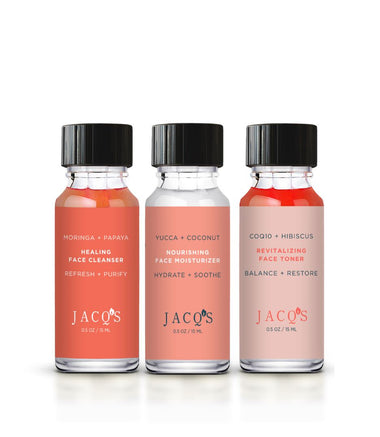 JACQ's mini heal & slay kit bundles x 3, 3 bottles