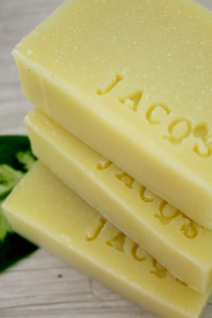 Yucca & Lavender Cleansing Bar - Jacq's