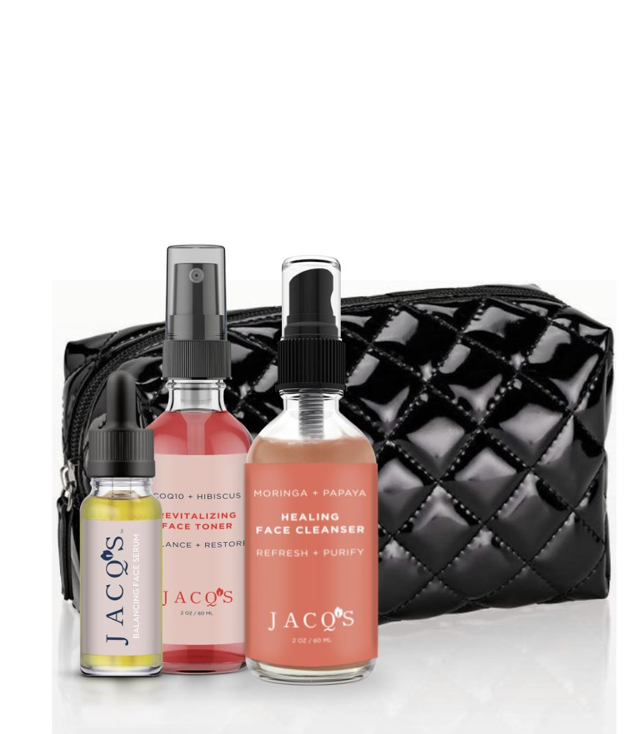 JACQ's Clear Essentials Skincare Kit