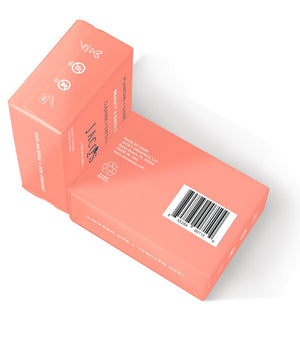 JACQ'S BEAUTY BAR PACKAGING, PINK