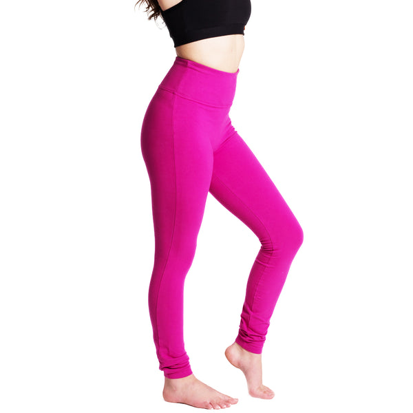 Organic Cotton Leggings High Waist Legging