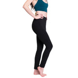 Organic Cotton Leggings Mid-Rise Legging - Curvy Fit