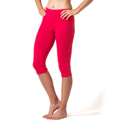 Love Capri Leggings red