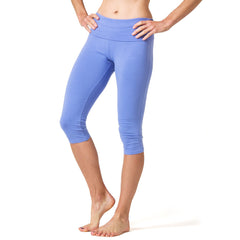 Love Capri Leggings - Periwinkle