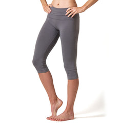 Love Capri Leggings charcoal