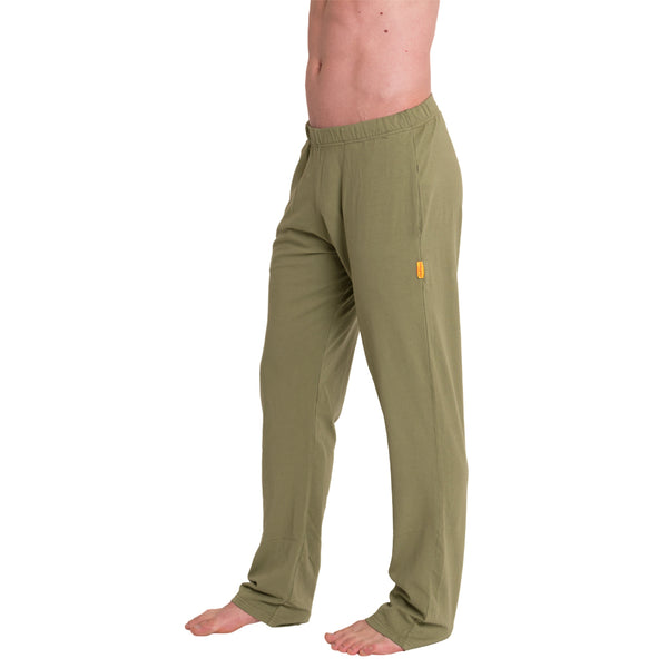 Mens loose yoga pants