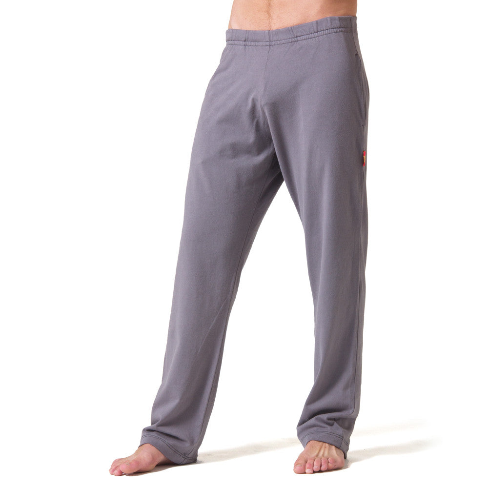 16ee16bba035 Strength Men s Yoga Pant LONG - Charcoal – Beckons Inspired Clothing