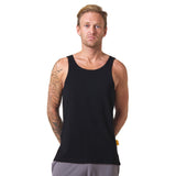 Men's Integrity Tank Top - Black