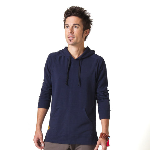Men's Integrity Meditation Hoodie - Navy
