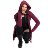 Long Riding Hood in Windsor Wine