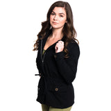 Berkshire Jacket Black