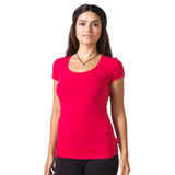 Strength Bamboo T-Shirt - Red