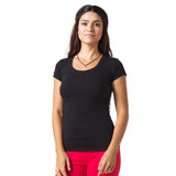Strength Bamboo T-Shirt black