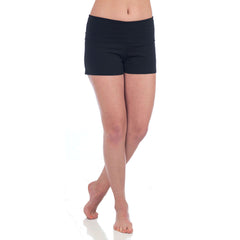 Wisdom Yoga Shorts - Black