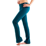 Love Boot Cut Leggings for Yoga - Dark Teal