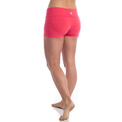 Love Yoga Shorts watermelon