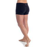 Love Yoga Shorts - Black
