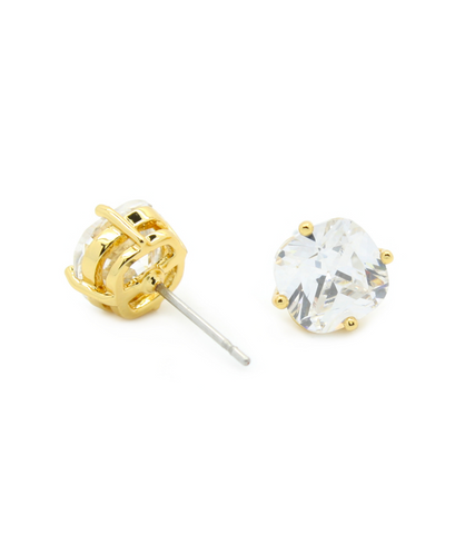 Cushion Cut Earrings