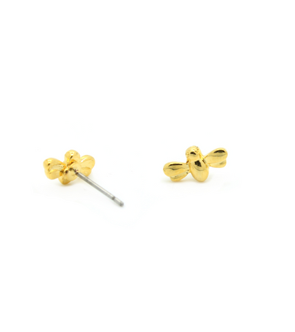 Petite Wasp Stud Earrings