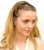 Tortoise Wide Simple Headband