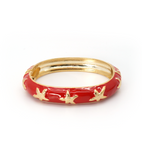 Starfish Hinge Bangle