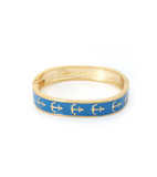 Anchor Hinge Bangle