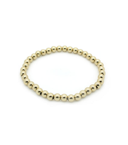 Stretch Basic Layering Bracelet
