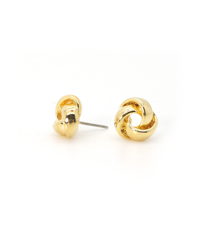 Classic Knot Earrings