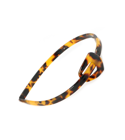 Tortoise Interlock Headband