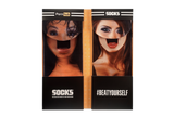 Pornhub Socks - Asa & Madison - Pornhub Apparel