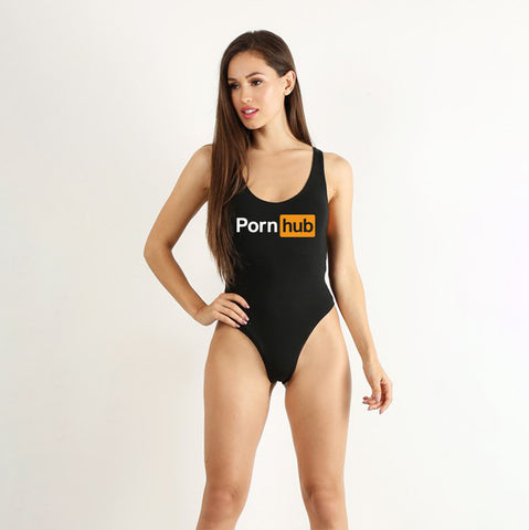 Pornhub Women's Ultimate Bodysuit - Pornhub Apparel