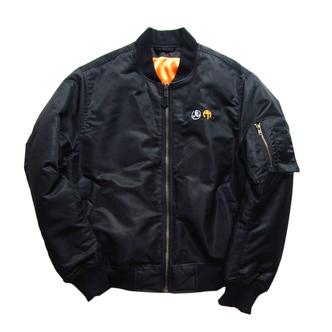 Richardson x Pornhub MA1 Bomber Jacket - Pornhub Apparel