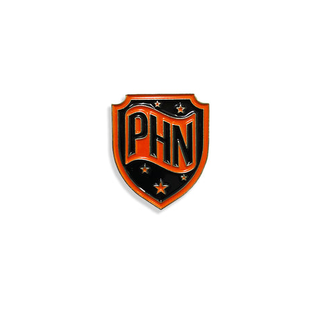 Pornhub Nation logo pin