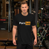Pornhub Premium Cotton Tee - Pornhub Apparel