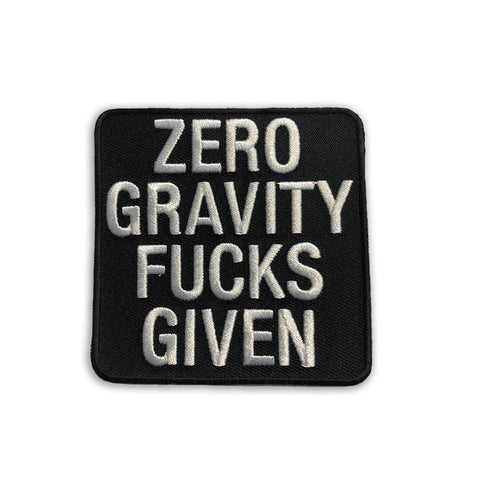 Pornhub Nation Zero Gravity Patch - Pornhub Apparel