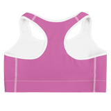 Pornhub Pink Sports Bra - Pornhub Apparel