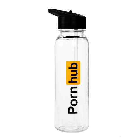 Pornhub Reusable Water Bottle - Pornhub Apparel